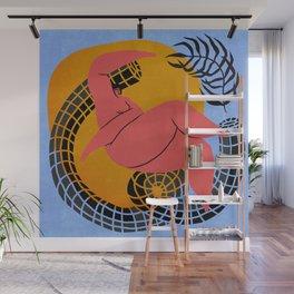 Abstract Wall Mural