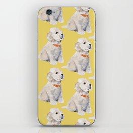 Cockapoo Pups iPhone Skin