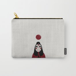 Masked entertainer Carry-All Pouch