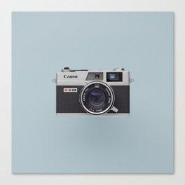 Canonet QL17 Canvas Print