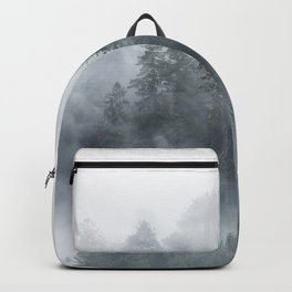 Redwood National Park Forest Fog Backpack
