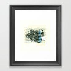 Viewmaster Framed Art Print