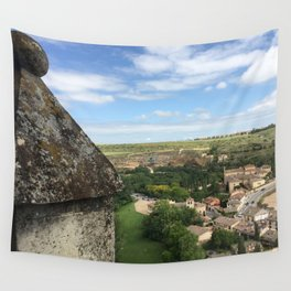 Segovia, Spain Wall Tapestry