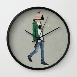 Identity crisis 2 Wall Clock