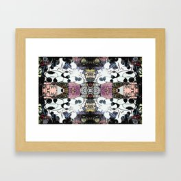 Here's Looking At You, Kid... Framed Art Print