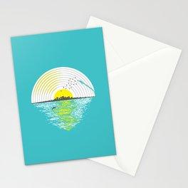 Morning Sounds Stationery Cards