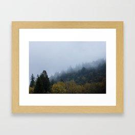 Northwestern Splendor Framed Art Print