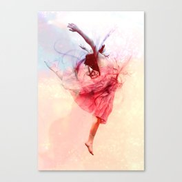Disengage B Canvas Print