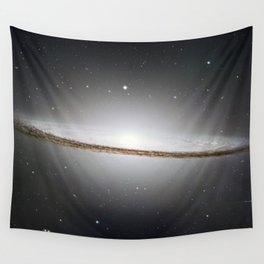 Sombrero Galaxy Wall Tapestry