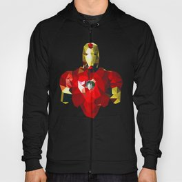 Polygon Heroes - Iron Man Hoody
