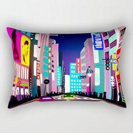 渋谷 Rectangular Pillow