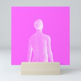 White Light White Heat Mini Art Print