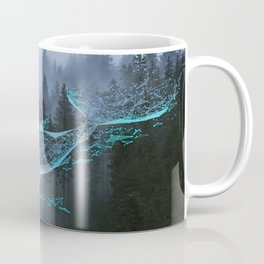 Whale Music Coffee Mug