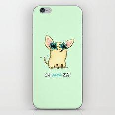 Chiwowza! iPhone & iPod Skin