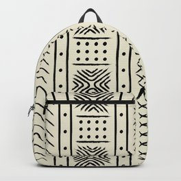 Another mud cloth pattern Backpack