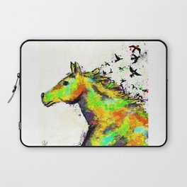 A Horse's Spirit Laptop Sleeve