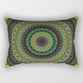 Mandala 218 Rectangular Pillow