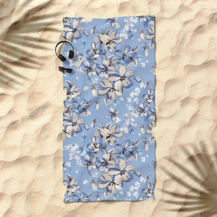 Spring is in the air #16 Beach Towel