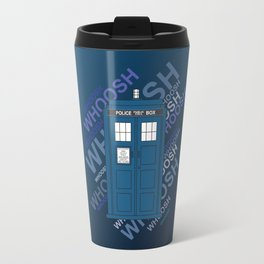 Tardis Whoosh sound Doctor Who Travel Mug