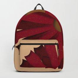 Vector Flower 109 Graphic Art Print Backpack