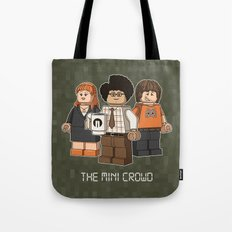 The Mini Crowd Tote Bag