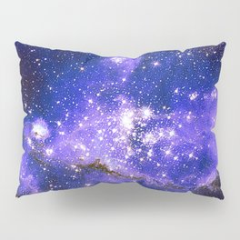 Infant Stars in Neighbouring Galaxy Pillow Sham