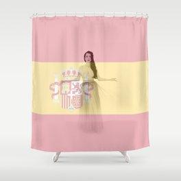 ESC Spain 2014 Shower Curtain