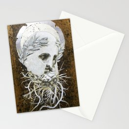 """The Relics of War"" Stationery Cards"