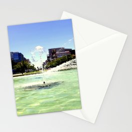 Victoria Square - Adelaide Stationery Cards