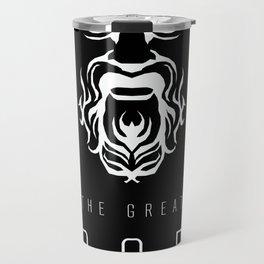 A Century of Horror Classics :: The Great God Pan Travel Mug