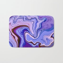 Jeweled Geode Bath Mat