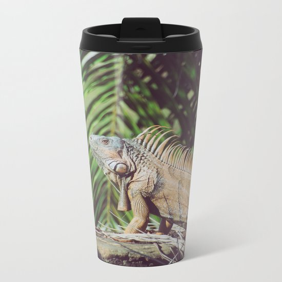 Iggy Metal Travel Mug