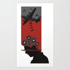 The Imitation Game Art Print