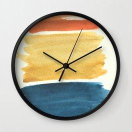 September Wall Clock