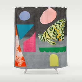 a bit for you, a bit for everyone Shower Curtain