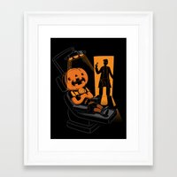 dentist Framed Art Prints featuring Are You Afraid of the Dentist? by Marco Angeles