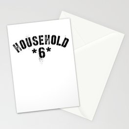 Household 6 - Slang - Military Home Command - Stationery Cards