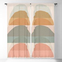 Geometric 01 Blackout Curtain