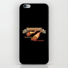 D&D - Fireballs iPhone Skin