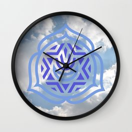 SPEAKS CLEARLY Wall Clock