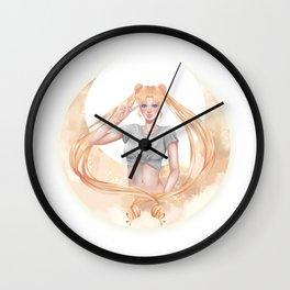 Sailor Moon Child Wall Clock