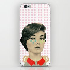 for your information there's an inflammation in my tear gland iPhone & iPod Skin