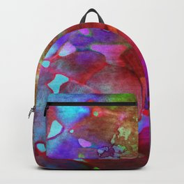 color burst Backpack
