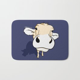 your friend 'Cow' Badematte