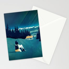 Magical Solitude Stationery Cards