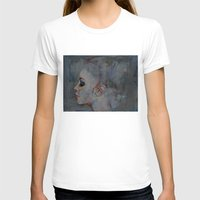 ballerina T-shirts featuring Ballerina by Michael Creese