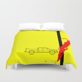 Pussy Wagon Duvet Cover