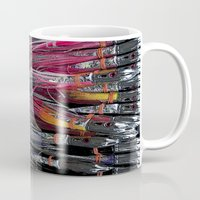 fishing Mugs featuring Fishing by Mary Kilbreath