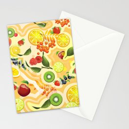 Mixed Fruit 2 Stationery Cards