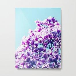 Blooming Sky Metal Print